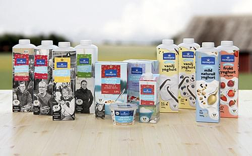 Laktosfria produkter från Norrland