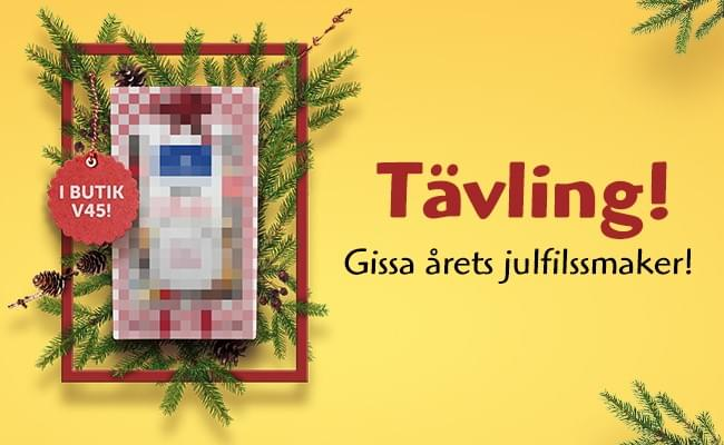 Norrmejerier Julfil