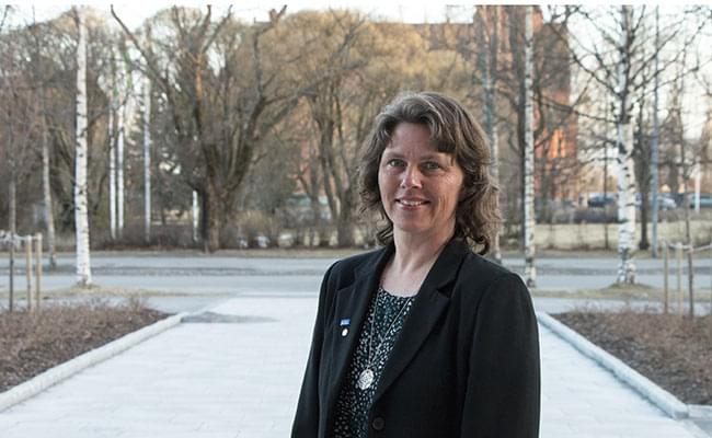 Ulla Bergström - Norrmejeriers nya ordförande