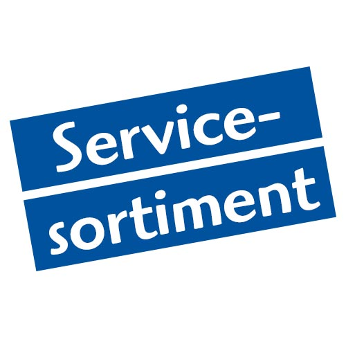 Servicesortiment