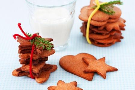 Julens godaste pepparkakor