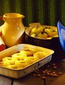 Köttfärsbiffar med ananas