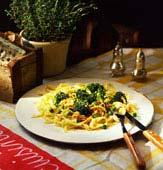 Grön-röd pastasås