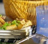 Mackor med tonfiskröra