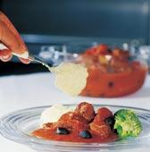 Oxragu med soltorkade tomater