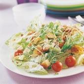 Caesarsallad med grillad kyckling
