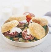 Hamburgerfat