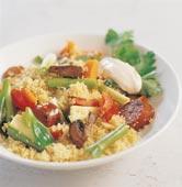 Spicy Couscous