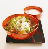 Indisk potatis- och linsgryta
