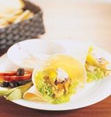 Kycklingtortilla Mexican-Chili
