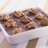 Klassisk chokladfudge