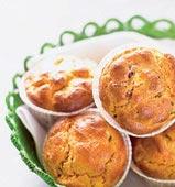 Olivfyllda matmuffins