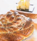 Bjud på vacker brödfläta