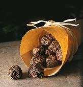 Chokladtryffel med konjak