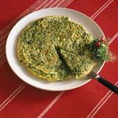 Frittata med grönkål
