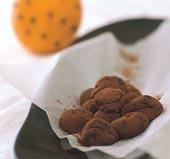 Mörk Chokladtryffel