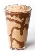 Nougat ice Latte
