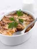 Laktosfri lasagne