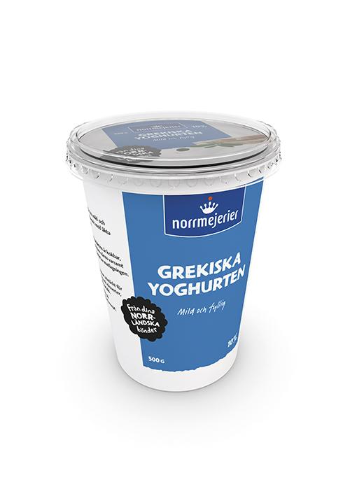 Grekiska Yoghurten 10% 500g