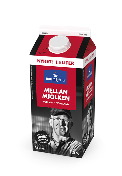 Mellanmjölken 1,5%