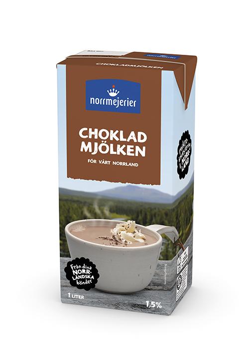 Chokladmjölken 1 liter