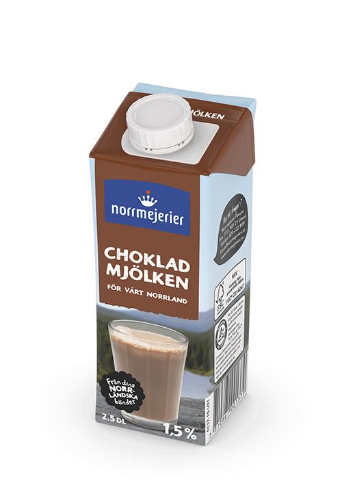 Chokladmjölk 250 ml