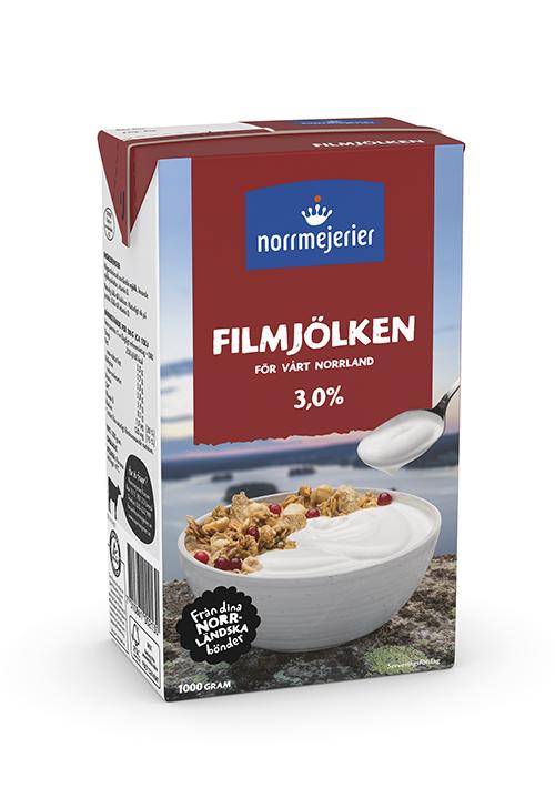 Filmjölken 3%
