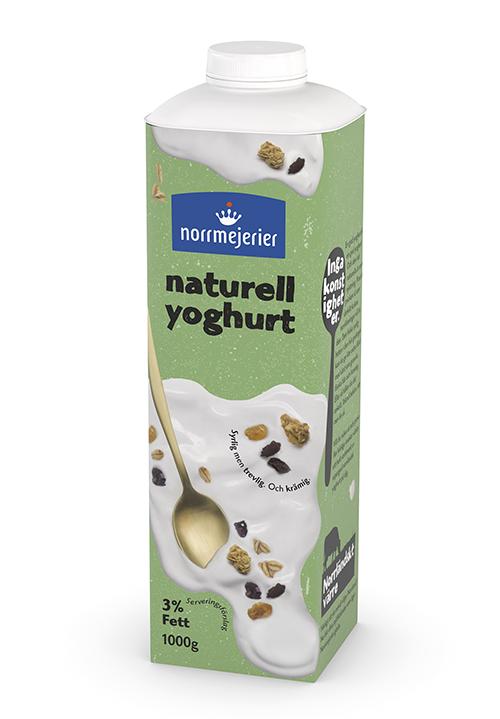 Naturell Yoghurt 3% 1000g