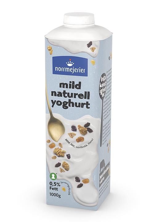 Mild Yoghurt 0,5% 1000g