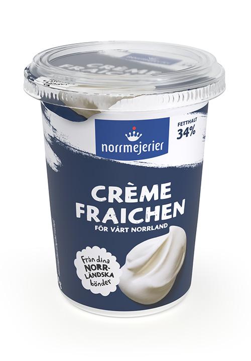 Crème Fraichen 34% 500g
