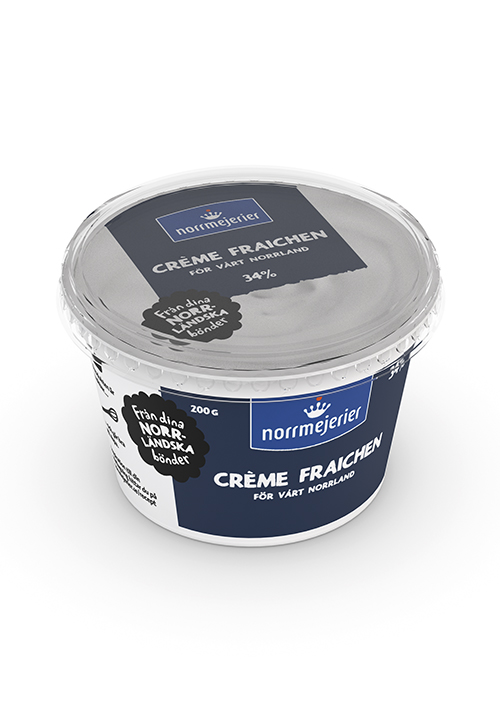 Crème Fraiche 34% 200g