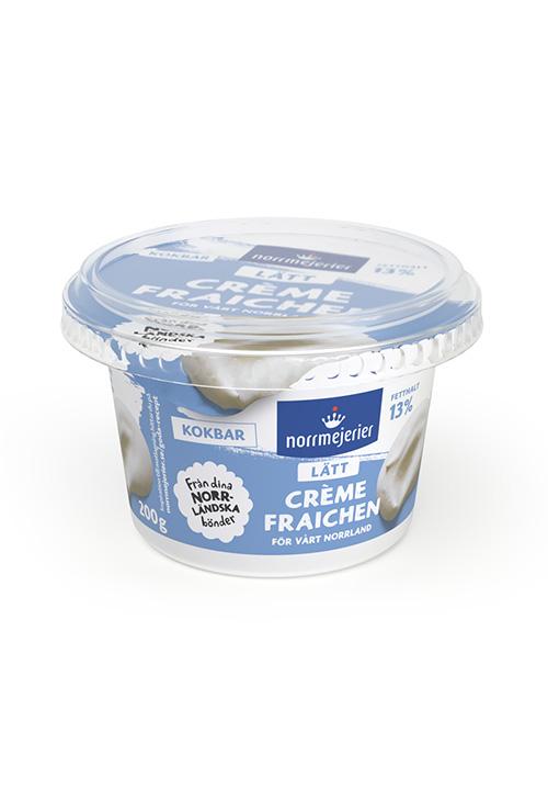 Lätt Crème Fraiche 13% 200g