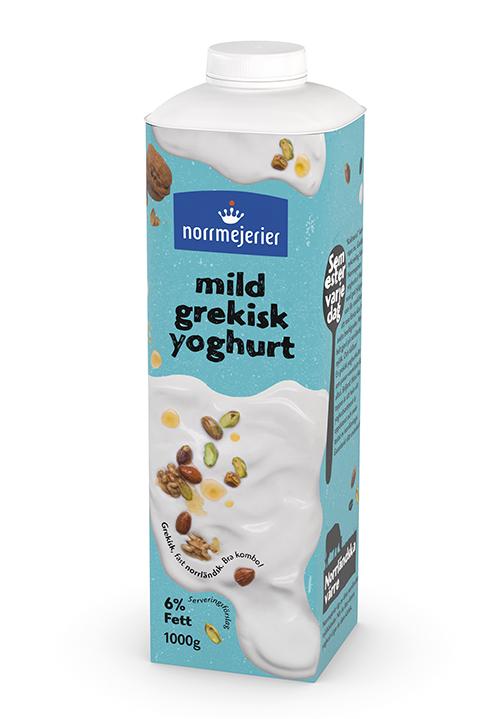 Mild Grekisk Yoghurt 6%