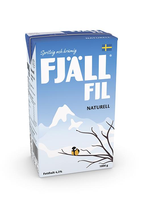 Fjällfil® 4,2% Naturell