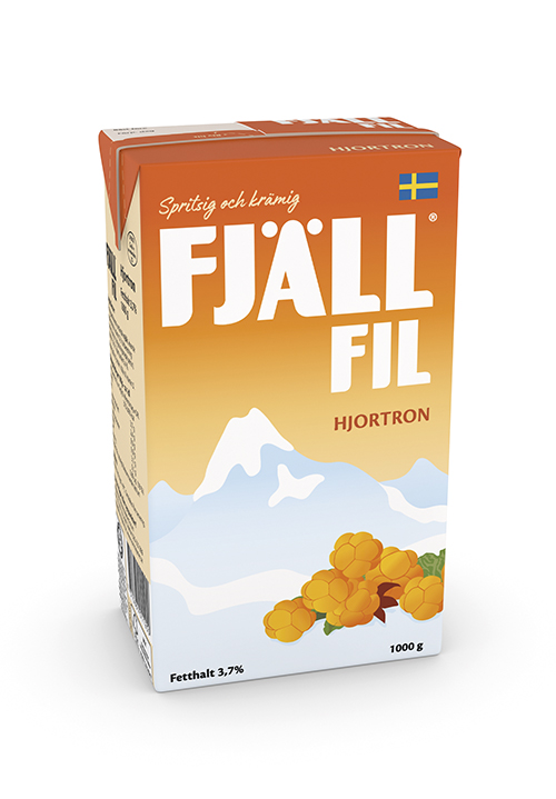Fjällfil® 3,7% Hjortron