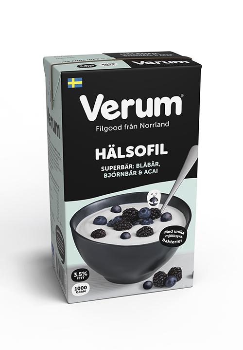 Verum® Hälsofil 3,5% Superbär