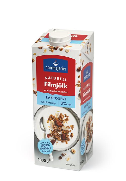 Filmjölken Laktosfri 3%