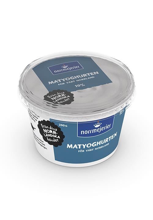 Matyoghurten 10% 200g