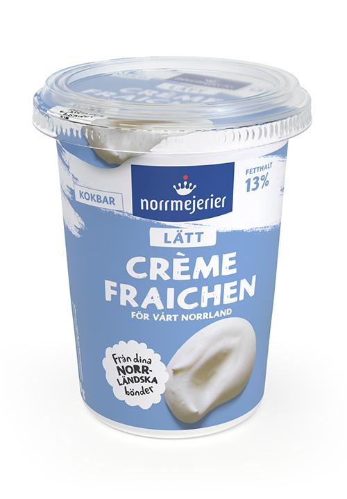 Lätt Crème Fraiche 13% 500g