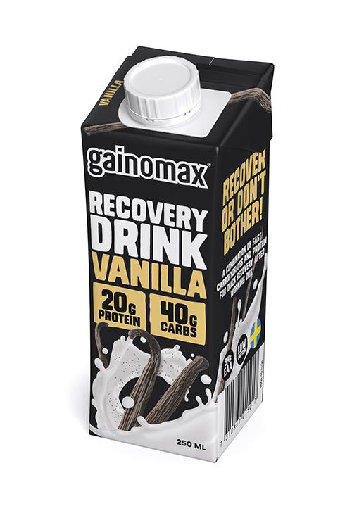 Gainomax® Recovery Vanilj