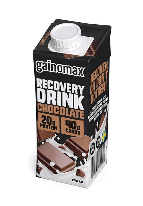 Gainomax® Recovery Choklad