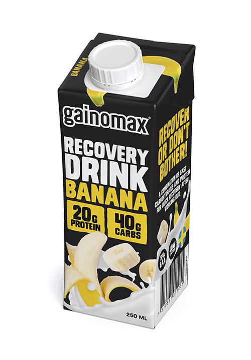 Gainomax® Recovery Banana-Vanilla