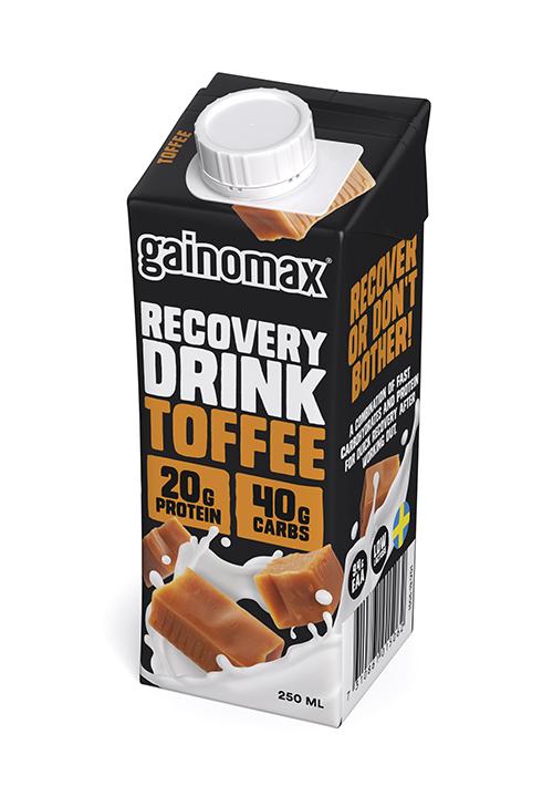 Gainomax® Recovery Toffee