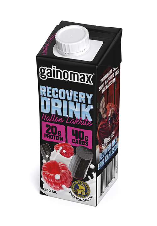 Gainomax® Recovery Limited Edition