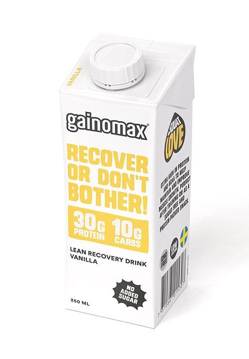 Gainomax® Lean Recovery Vanilj