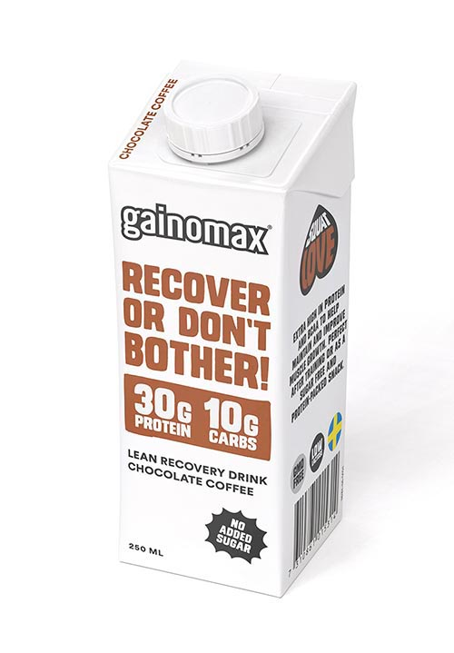 Gainomax® Lean Recovery Chocolate-Coffee