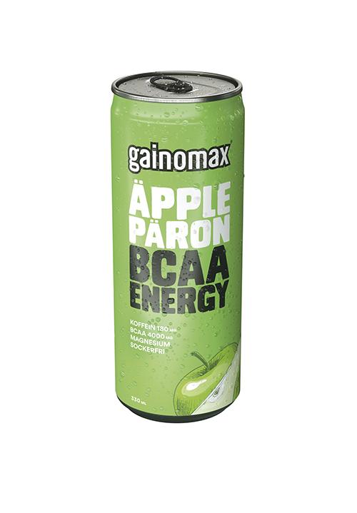 Gainomax® BCAA Energy Drink Äpple-Päron