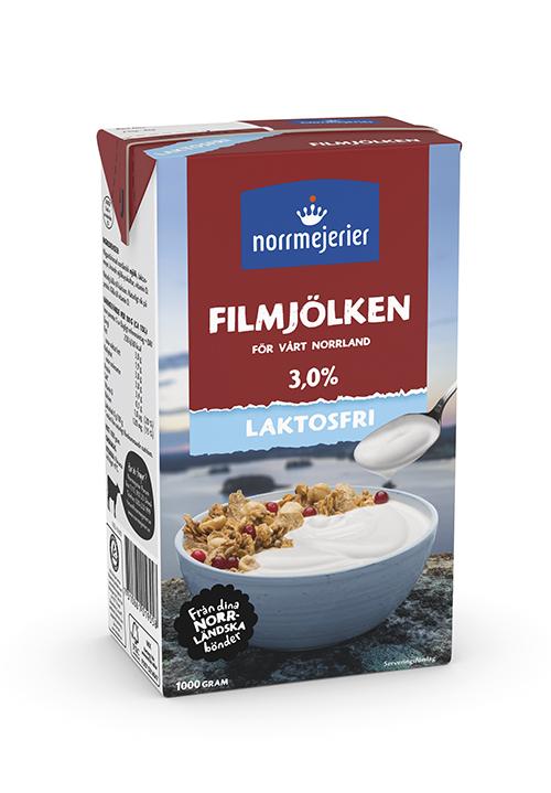 Laktosfri Filmjölk 3%
