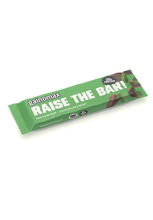 Gainomax® Protein Bar Choklad Mint