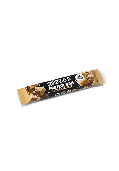 Gainomax® Protein Bar Fudge Sea Salt